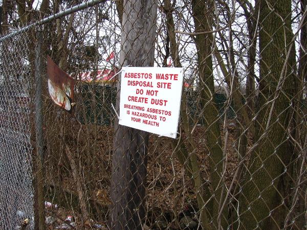 Asbestos & MacDonalds