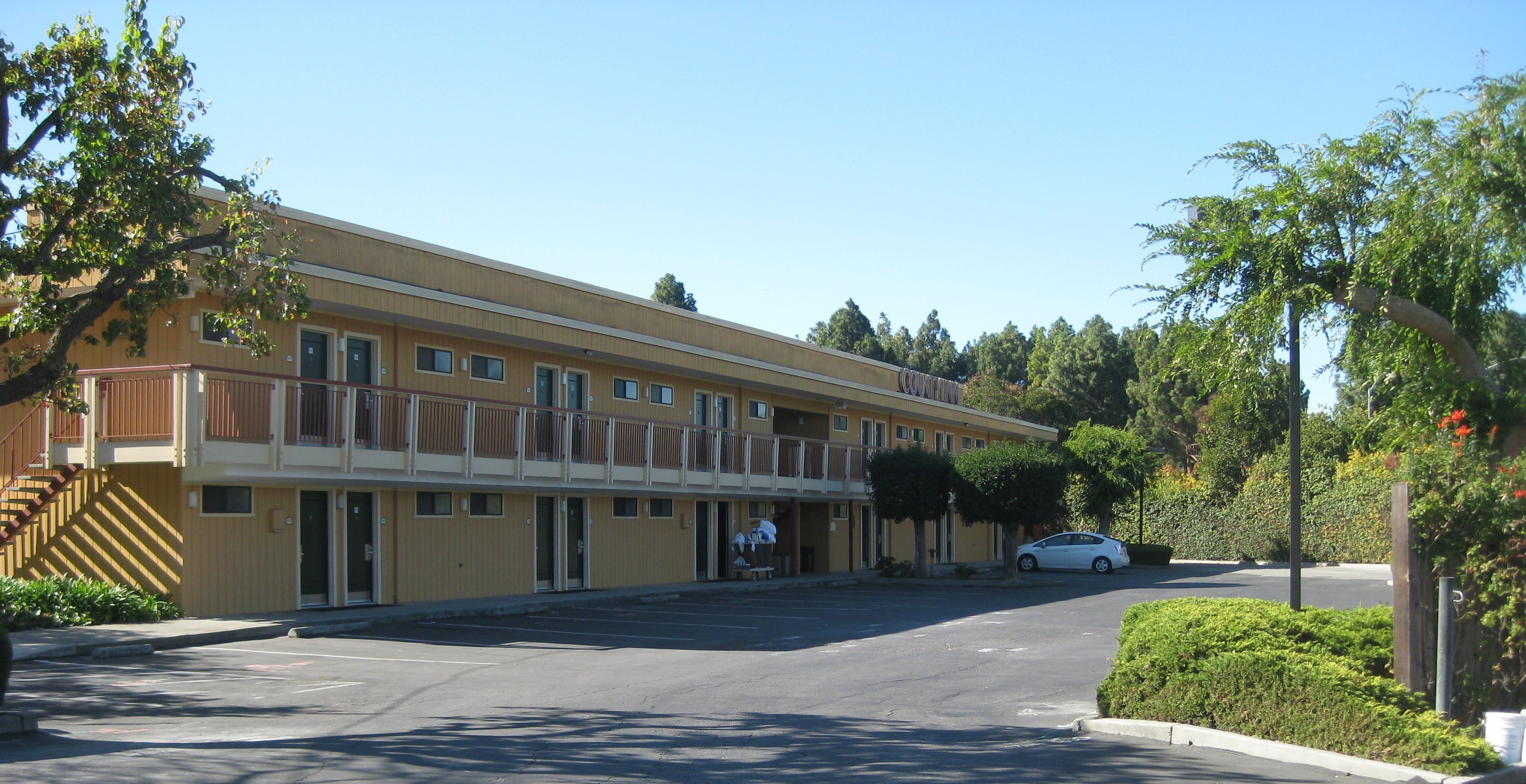 County Inn on Leong Drive